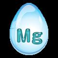 マグネシウムを含む水アイコン